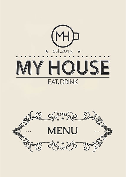 myhouse-menu